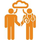Cloud-Lösung Pflegeberatung
