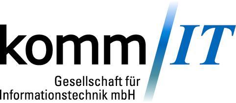 kommIT Gesellschaft für Informationstechnik mbH Logo