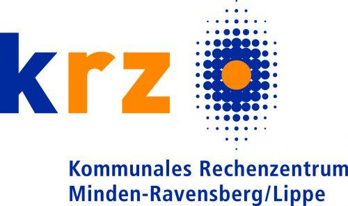 krz Kommunales Rechenzentrum Minden-Ravensberg/Lippe Logo