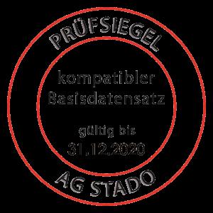 Prüfsiegel AG Stado - 31.12.2020