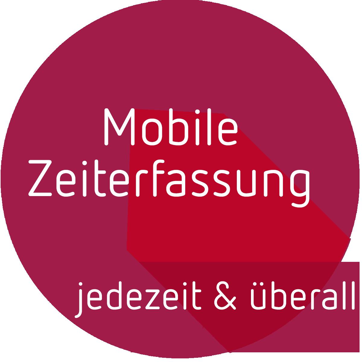 Mobile-Zeiterfassung