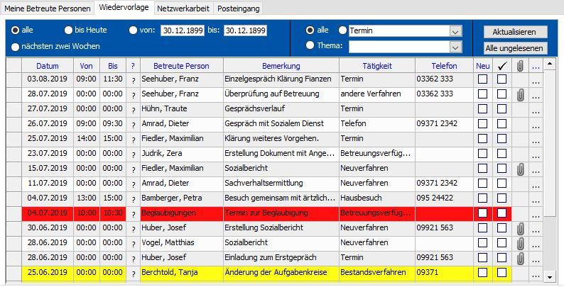 Rechnungslegung Betreuungsrecht Lexikon 8