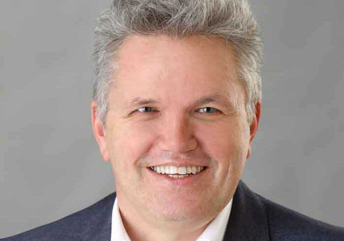 Michael Wüstendörfer von der rocom