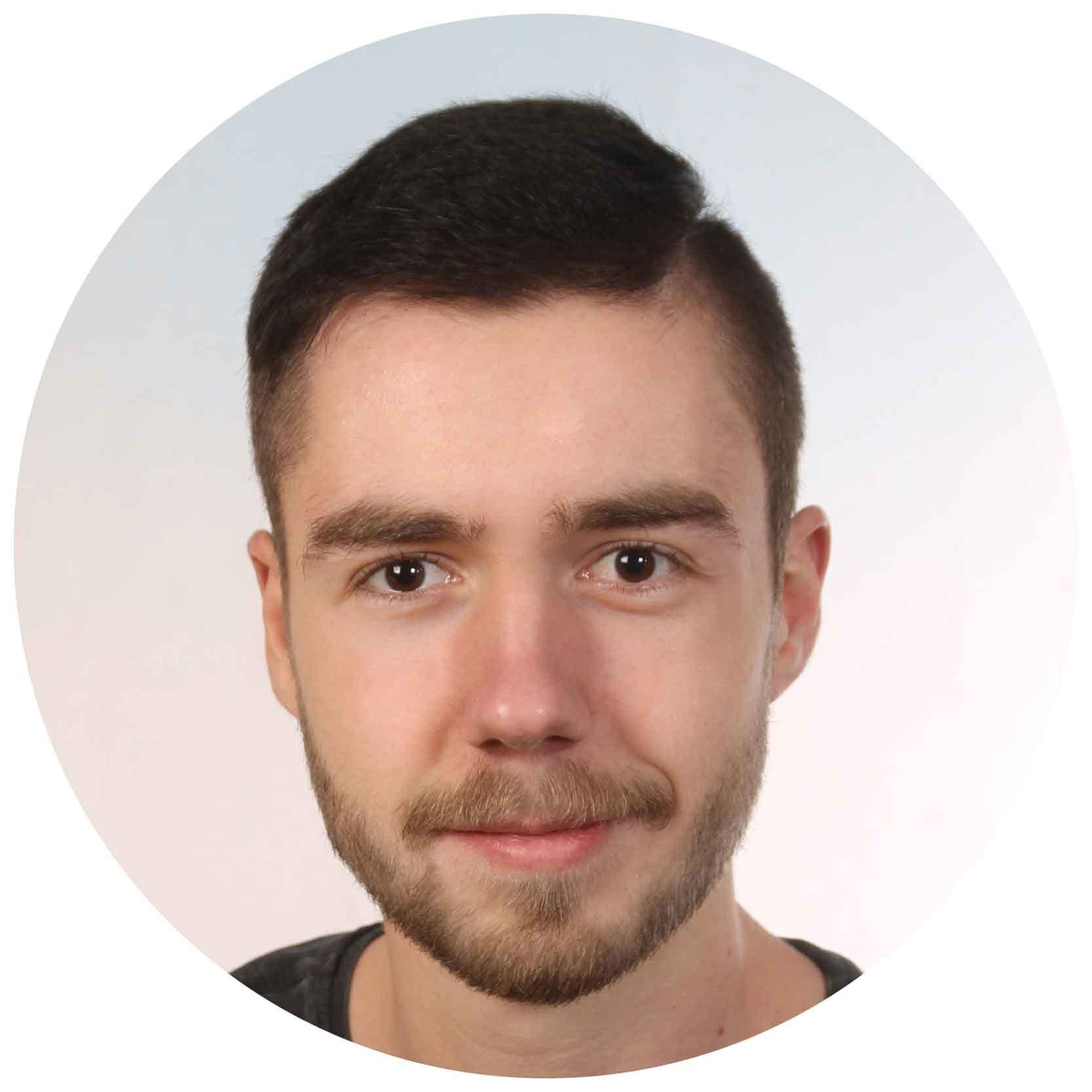 rocom Mitarbeiter Frederik Annen