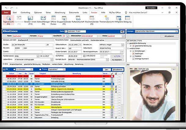 Mobil arbeiten in der Schulsozialarbeit mit Tau-Office MOBIL